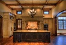 DREAM KITCHENS are the HEART of the HOME /  IF YOU ARE GONNA DREAM, DREAM BIG / by Tami Landreneau