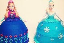 Frozen Birthday Party / by Katie W