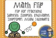 Math Games for Upper Grades / Check out the math games and ideas for using games in your class. Using games can motivate and engage your students in math class. Great ideas for 4th, 5th, 6th, 7th, and 8th grade classrooms.