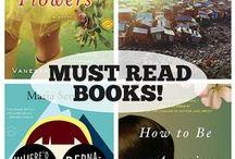 Book Stuff / Book worm / by Maren Jones