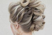 •Formal Hair•