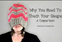 Crochet Tips and Tricks / Crochet, knitting and Fibre related tips, tricks and inspiration.  / by Sincerely Pam