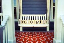 Parade of Homes - Inspiration for your Home / We were out at he Parade of Homes in Delafield, WI to find you the latest in interior and exterior design & decorating trends. Check out this board to see how you can incorporate some of these new inspiring concepts into your home.