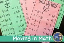 Fractions / Find fraction activities to add to your lessons. Check out the ideas for introducing fractions, comparing and ordering fractions, adding and subtracting fractions and mixed numbers, or multiplying and dividing fractions and mixed numbers. This math board includes games, worksheets, interactive notebook ideas, anchor charts, TPT resources, and more for 3rd, 4th, 5th, 6th, and 7th grade classrooms.