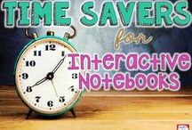 Interactive Notebooks Math / Are you hoping to find a way to use Interactive Notebooks in your math class? Browse through the blog posts and TPT resources to help you and your students be successful in implementing and using interactive notebooks on a weekly basis. Great for the 4th, 5th, 6th, 7th, and 8th grade classrooms.