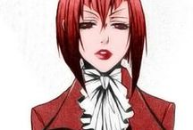 projet cosplay madame red (black butler)