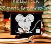 CONOCE NUESTRA BIBLIOTECA / Fotos e información sobre nuestro espacio de biblioteca