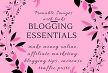 Blogging Essentials / Blogging is hard work. But with a community, things get easier. This board is meant to help bloggers reach a wider readership base.  Pin your Articles, Re-pin at least 2 other pins to your boards.  Repeat.  Do not create other sections.  Sections include How to make money online, blogging tips, blogging tools, Pinterest strategies...  Accepting bloggers from all niches.