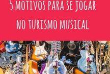 Turismo Musical | Music Tourism & Music Trips / Turismo musical, roteiros de viagem, dicas de viagem, roteiros musicais