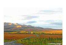 Travel Inspiration   Yukon, Alaska & Northwest Territories / Photos that will inspire you to visit Canada's spectacular North: Yukon Territory and Northwest Territories.