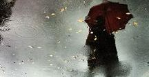Water and Rain / 雨
