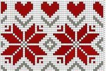 編み物 モチーフ 編み方
