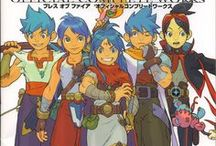 Tatsuya Yoshikawa - Breath of Fire Character Artist / Worked on the Breath of Fire Serie