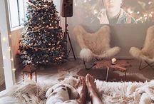 Christmas & holiday / CHRISTMAS AND HOLLIDAY VIBES ♡