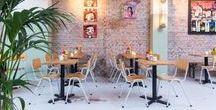 De steden // Haarlem / #Haarlem #restaurant #eetgelegenheden #drinkgelegenheden #cafe #etenendrinken #lunchen #eropuit #Nederland #dagjeweg #travel #reizen #uitje