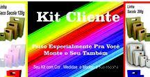 Kit Cliente !! Monte o seu !! / Escolha o Modelo ideal para sua necessidade  Tamanho , Modelo ,Gramatura e cor