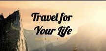 Travel Blogs / A selection of great blog posts and blogs, plus my own www.travelforyourlife.com
