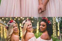 ❤ Beautiful Bridesmaid Dresses ❤