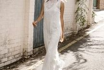 L'eto @ Balmain / When @worldofcv is our stylist turned model, we couldnt resist to play dress ups on Sydney's lower north shore area of Balmain // not your typical suburbia . Photo by @stellarhours , hmua @blonde_rumour , GOWNS BY @LETOBRIDAL of course
