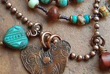 Jewelry Inspiration / Tutorials, supplies & jewelry that inspires me to create.