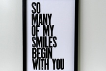 For my Hubs / 29 years ago, I met a 14 year old, blue-eyed boy with braces and a rad mullet. 25 years ago, I fell in love with that boy. 23 years ago, I married him.