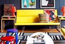 Interior design - color