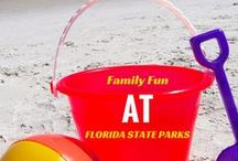 Family Fun / Simple and easy activities you can take along with you when visiting Florida State Parks. #FLStateParks
