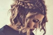 Pin your favourite hairstyles here! Hair Inspiration / Pin your favourite hair photos or photos of your own hairdressing work!