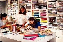 Bead Studios / From simple to sublime....work area organization ideas and resources! Enjoy!