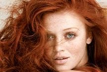 Red Hair Looks Style