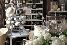 The Shop...Someday / Store displays, décor & ideas