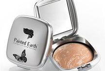 Painted Earth Best Sellers / At Painted Earth we don't think it is necessary to sacrifice your health for Beauty. So our products are Natural with no Parabens or other harmful chemicals, and we NEVER test on animals!  Visit us today  www.paintedearthskincare.com