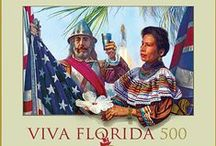 #VivaFlorida 500 / The Florida Department of State commemorates our 174 award-winning state parks and trails for 500 years of Florida history in 2013. / by Florida State Parks