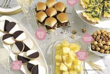 Party Planning / Party planning recipes and party ideas. / by Kasey Trenum