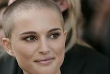 Celebrities with Shaved Heads  / Following Jessie J's Comic Relief triumph shaving her head for charity we have put together a gallery of famous celebrities who have rocked a shaved head for a movie, charity or just for fun
