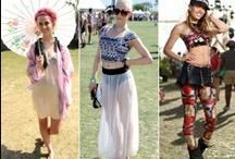 Coachella Style / Fashion and Trends spotted at Coachella 2013.