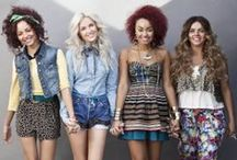 Little Mix Style File  / Little Mix are one of the biggest Girl Bands in the UK right now and are set for World Wide Domination. We take a look at there best fashion looks to date.
