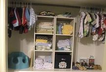 For the Home: Closet Organization / Closet organization tips and tricks for the home. / by Kasey Trenum