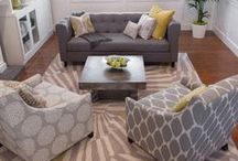 For the Home: Family Room / Family room decorating ideas and tips for your home. / by Kasey Trenum