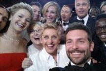 The Best Celebrities Selfies / Celebrity selfies