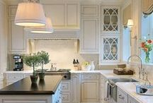 For the Home: Kitchen / Kitchen decorating and kitchen organization tips for the home. / by Kasey Trenum