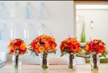 Coral & Peach Wedding Ideas