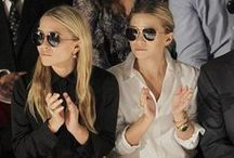 The Olsen Twins Style diary / Serious style crush on the Olsen twins. From their clothes, to their hair and make-up.
