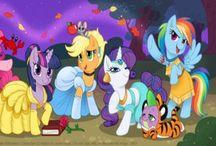 My little pony love!!