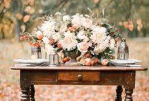 Autumn Wedding Inspirations