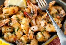 Food-Main Dishes-Seafood