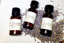 Essential Oils / Essential oils can do everything from curing what ails you to freshening up your office. They can be used in diffusers, added to potpourri or applied--in a diluted form--directly to skin.  Some of the greatest advantages to essential oils are the mental and emotional effects they can have. Many have a very relaxing effect, and can be used to relieve stress. On the other hand, some oils are very invigorating and can be used to wake up and energize you.