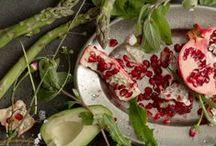 edible plants / We bake, we cook, we take photographs, we eat. :)