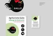 Beispiele Geschäftsausstattung / Logo-Design, Geschäftsausstattung, Flyer und mehr
