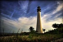 Light the Way / The Lighthouses of our Florida State Parks serve as beacons to mariners and are enjoyed as historic features.